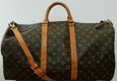 Louis Vuitton Keepall Bandouliere 55. $879.50