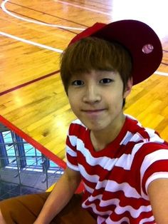 I decided that this board has a severe lack of the awesome that is Henry Lau.