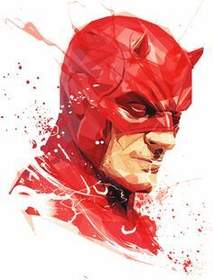Daredevil - I know it isn't Deadpool, but the style is great