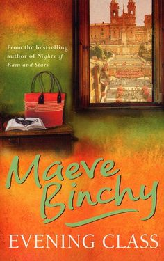 vening Class by Mauve Binchly: A middle-aged man and woman are the co-teachers of an Italian language class in Dublin, each hoping the class will renew their lives of disappointment.