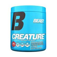 Beast Sports Nutrition - Creature Creatine Complex - Fuel Muscle Growth - Optimize Muscle Strength - Enhance Endurance - Increase Recovery Time - Five Forms of Creatine - Beast Punch 60 Servings Fat Burning Supplements, Weight Loss Supplements, Universal Nutrition, Beast Creature, Fruit Punch, Sports Nutrition, How To Increase Energy, Post Workout, How To Stay Healthy