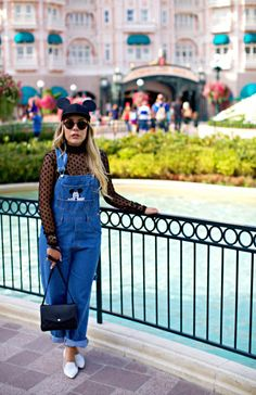 We Love How This Fashion Blogger Re-Invents Vintage Disney Pieces