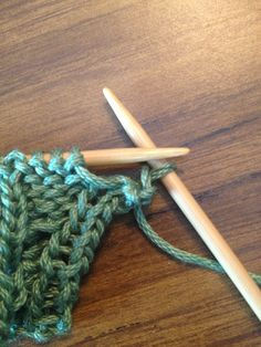 Learn how to get your knitted work off the needles with this cast-off knitting tutorial, which covers the basic cast off and its variations.