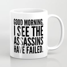 Highest quality vector designed typography and alignment.<br/> <br/> mornings, humorous, funny, jokes...