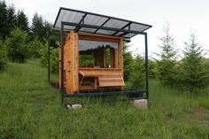 """Architizer on Twitter: """"Watershed by FLOAT architectural research & design, LLC was designed to let you hear rain falling #FeaturedProject https://t.co/1hj8vr0PkD https://t.co/NmsAhyQUtE"""""""