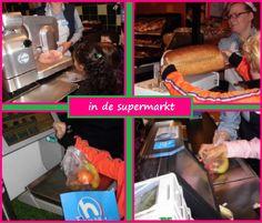Excursie supermarkt | Klas van juf Linda
