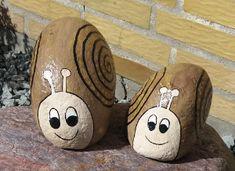 lgdesign.dk - galleri Pebble Painting, Pebble Art, Stone Painting, Stone Crafts, Rock Crafts, Arts And Crafts, Painted Rock Animals, Hand Painted Rocks, Rock Painting Patterns