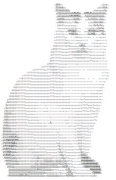 ASCII art cat - Cats have been our companions since first being domesticated o. Keyboard Symbols, Text Symbols, Ascii Art, Text Memes, Funny Emoji, Text Pictures, Cool Photos, Amazing Pictures, Diy Arts And Crafts