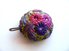 Portuguese Knitting Pin  Magnetic Portuguese by FlightyFleurs, $48.00