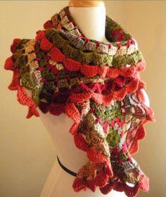 MATIN LUMINEUX: tricot et crochet - motif gratuit