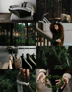 middle earth aesthetics | ladies of fangorn