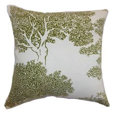 The Pillow Collection Juara Tree Pillow Fern - P18-D-20958-FERN-C55L45
