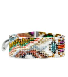 JULIE ROFMAN Beaded Bracelet in Tahiti