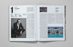 CSQ Magazine, Los Angeles on Behance