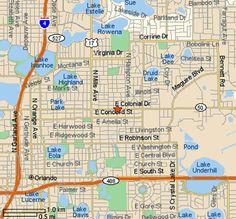 Disney com Lilian: Orlando: Colonial Drive