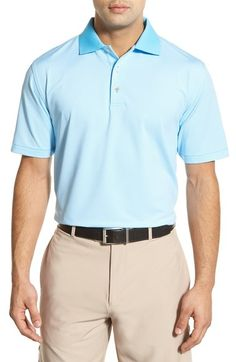 Peter Millar 'Jubilee Stripe' Performance Polo available at #Nordstrom