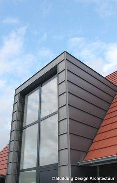 Zinken entree © Building Design Architectuur
