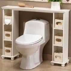 Utilizing Bathroom Space