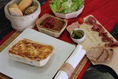 Panibois wooden baking molds, prepare, bake and serve.