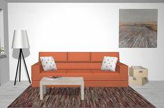 Mueble amplio y completo con el catálogo Kay para el salón