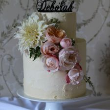 CocoaMoiselle is a confection studio based in Dublin, creating handmade sweets, pastries, personalised wedding and celebration cakes. Wedding Cake Toppers, Wedding Cakes, Lgbt Wedding, Wedding Ceremony, Fresh Flower Cake, Cake Flowers, Fresh Flowers, Buttercream Wedding Cake, Wedding Cake Rustic
