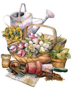 Gardening ~ Marjolein Bastin