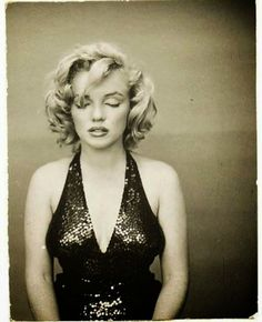 Beautiful Black and White Photos of Marilyn Monroe Taken by Richard Avedon in 1957