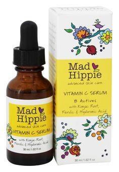 Mad Hippie - Vitamin C Serum - 30 ml.
