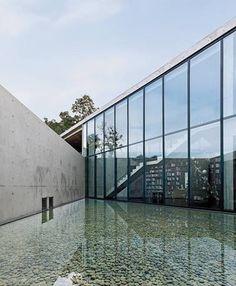 casa de monterrey, em las mitras. projeto de tadao ando, 2011