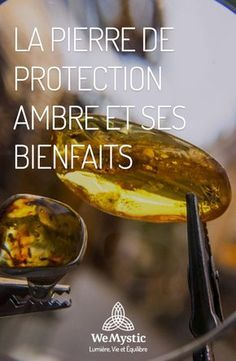 The Amber protecting stone and its advantages - WeMystic France Pierre Ambre, Collier D'ambre, Like A Rolling Stone, Feng Shui, Food Videos, Mystic, Amber, About Me Blog, Yummy Food