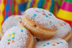 Faites vous plaisir avec cette recette de beignets pour fêter Mardi Gras!