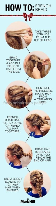 How to French Braided Hairstyles: Classic Braid Tutorial now if I could do my ow…  How to French Braided Hairstyles: Classic Braid Tutorial now if I could do my own  http://www.fashionhaircuts.party/2017/07/01/how-to-french-braided-hairstyles-classic-braid-tutorial-now-if-i-could-do-my-ow/