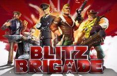 Free Blitz Brigade – Online multiplayer shooting action! download for iPhone, iPad and iPod.