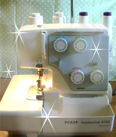 Sewing Rocks!: Serger Tutorial 101 - how to clean and oil your serger