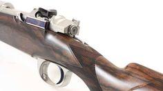 Mauser Argentin 9,3x62, Glanzhärtung, Handschäftung