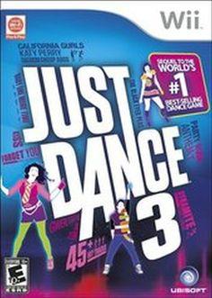 Just Dance 3 (Nintnedo Wii, 2011)