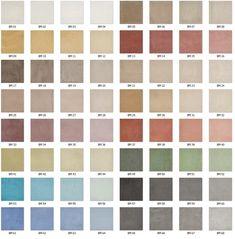 beal mortex kleurenkaart - Google zoeken