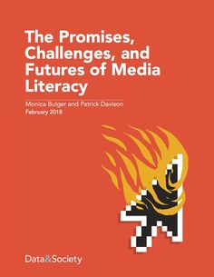 """The below original text was the basis for Data & Society Founder and President danah boyd's March 2018 SXSW Edu keynote,""""What Hath We… Media Influence, Media Studies, Media Literacy, Making Connections, Political Science, Social Issues, Growing Up, Thinking Of You, Keynote"""