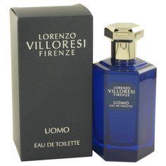 Lorenzo Villoresi Firenze Uomo By Lorenzo Villoresi Eau De Toilette Spray 3.3 Oz