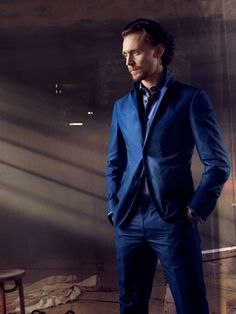 I promise I'm not just pinning this because it's Tom Hiddleston. OK, maybe a little bit. Forgive me. | Calvin Klein