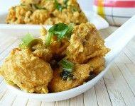 chicken curry with yogurt.
