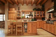 Solid Wood Furniture   Deeside, Clwyd   Nigel Monk Joinery   Bespoke  Kitchens