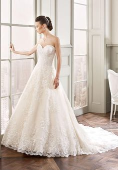 Eddy K MD 176 Wedding Dress photo