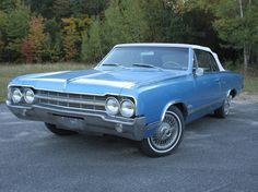1965 Oldsmobile Cutlass F-85 Convertible