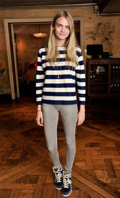 25 Most Stylish Cara Delevingne Summer Outfits This Year Cara Delevingne Style, English Fashion, Fashion Models, Models Style, Women's Fashion, Fashion Beauty, Plus Size Women, Jeans, Plus Size Fashion