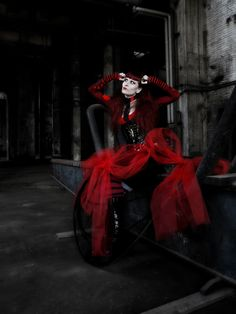 Goth #Subcultures #Fashion