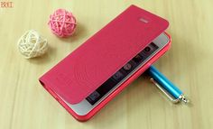 VASALEE CASE FOR THE APPLE IPHONE 5G / 5S - RED