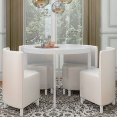 OWF Dining Table and 4 Chairs & Reviews | Wayfair.co.uk