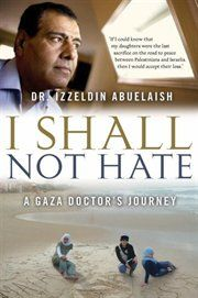 """The Gaza Doctor shall not hate - even if he deserves to. It's Dilovely Last week I attended a talk given by a man named Dr. Izzeldin Abuelaish, also known as """"the Gaza doctor"""". Before I went, everything I knew about this man Reading Lists, Book Lists, Books To Read, My Books, Human Dignity, Doctor Gifts, Palestine, Great Books, So Little Time"""