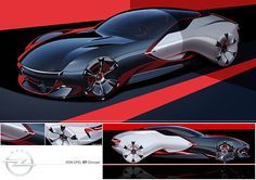 OPEL XT Concept 03.2016-07.2016 on Behance